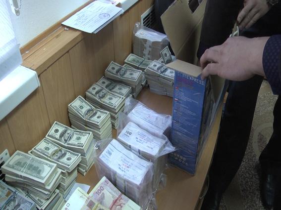 Разоблачен крупный конвертационный центр с оборотом свыше 2 млрд грн
