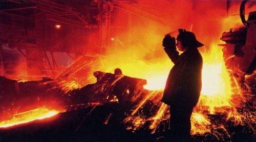 Украина вылетела из десятки самых крупных производителей стали в мире