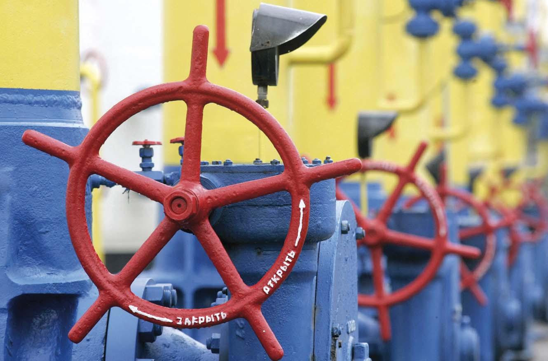 В Украину за месяц импортировали 350 млн кубометров газа из России