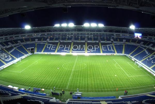 Олигарх Климов заложил одесский стадион