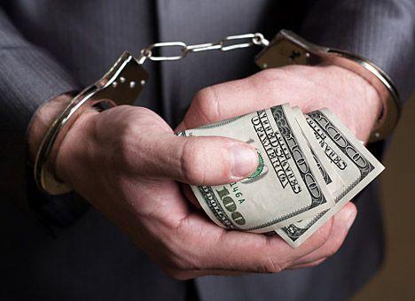 На взятке попался очередной высокопоставленный налоговик