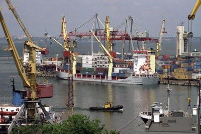 Украинские морские порты нарастили объемы грузоперевалки на 10%