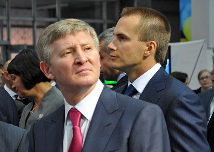 Компания Саши Януковича отсудила у Ахметова почти 204 млн грн