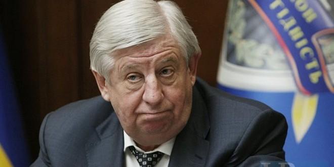 Шокин попросит Порошенко об упрощении процедуры лишения депутатов неприкосновенности