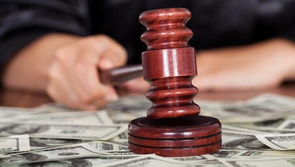 Судья требовал взятку за решение о банкротстве госпредприятия