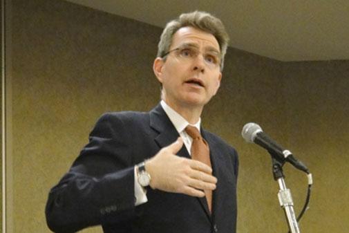 Посол США: Коррупция для Украины - большая угроза, чем российские танки