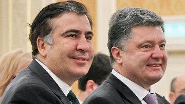 Порошенко велел отстранить главу Госавиаслужбы после разноса Саакашвили