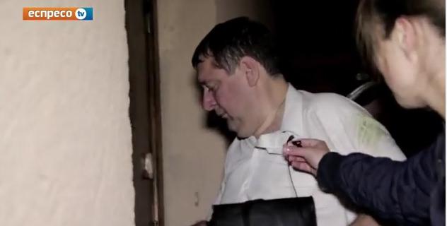 Во Львове из прокуратуры выгнали героя