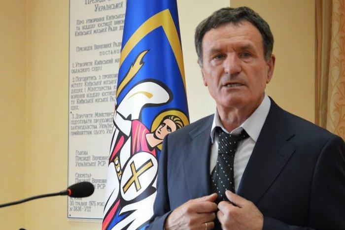 В парламент внесли постановление об аресте скандального судьи Чернушенко