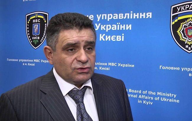 Порошенко избавил начальника киевской милиции от люстрации