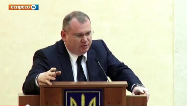 Резниченко с Саакашвили устроили перепалку на совещании Порошенко