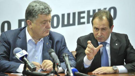 Порошенко устал от советов Томенко и уволил его