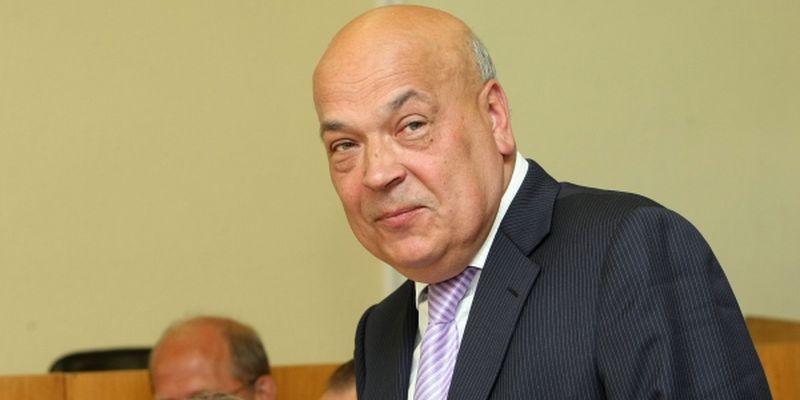 После ЧП в Мукачево Порошенко назначил Москаля губернатором Закарпатья