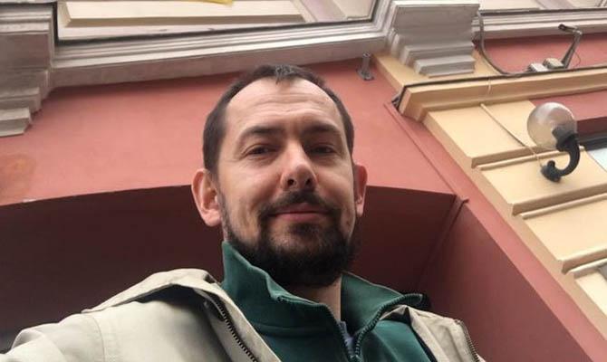 В России снова задержан украинский журналист