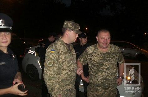 Начальник Генштаба выгнал полковника, который бухой ехал за рулем