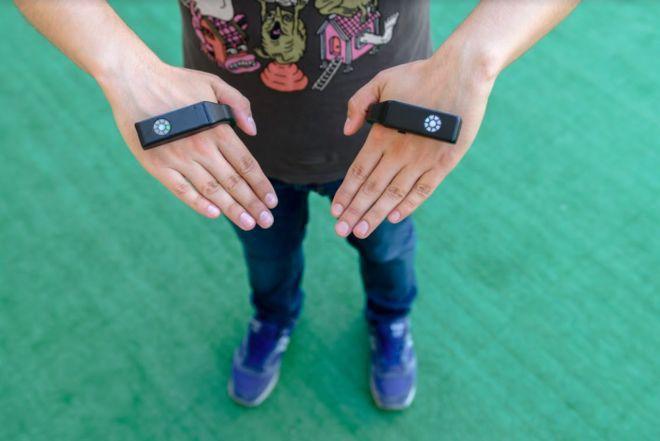 Украинский стартап создал прибор для реабилитации кистей рук