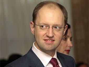 Яценюк не доволен Верховной Радой