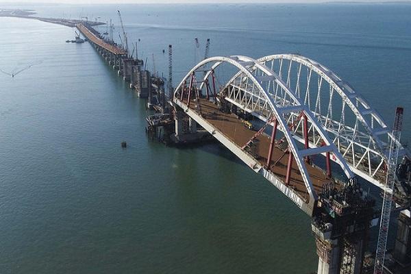 Экологический ущерб от построенного Керченского моста оценен в 10 млрд грн