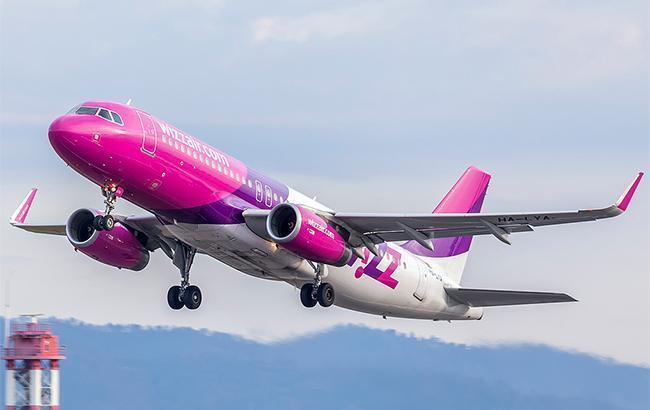 Wizz Air в Украине запустит четыре новых маршрута