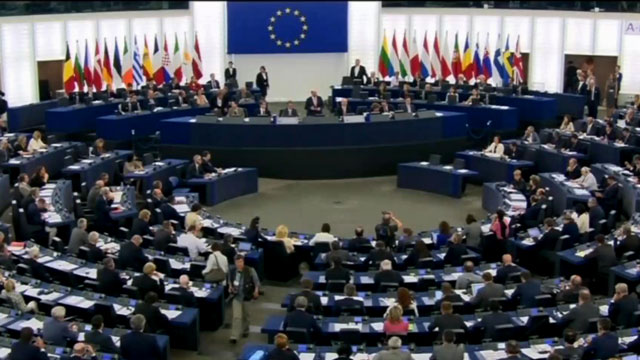 Европарламент сегодня рассмотрит безвиз для Украины