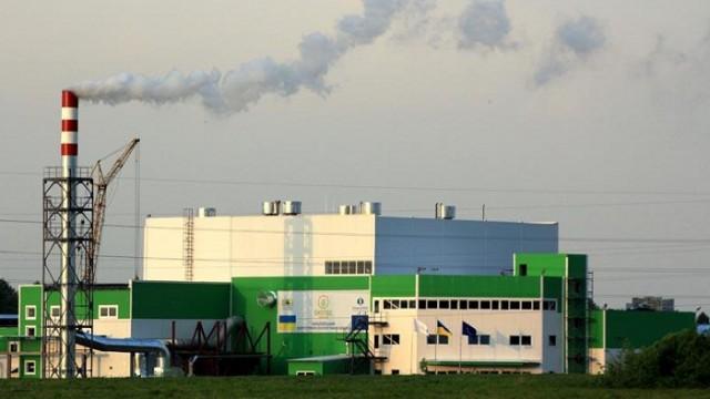 На Днепропетровщине запущена новая теплоэлектростанция на биомассе