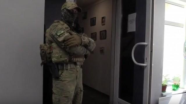 СБУ нагрянула с обысками еще к одному украинскому интернет-провайдеру (ВИДЕО)