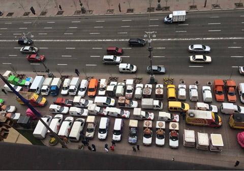 У Кличко грозят подать в суд на владельцев автокофеен