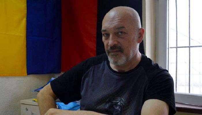 Тука предупредил о кадровых чистках в руководстве луганской милиции, СБУ и прокуратуре