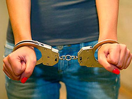 Подчиненную Саакашвили поймали на крупной взятке