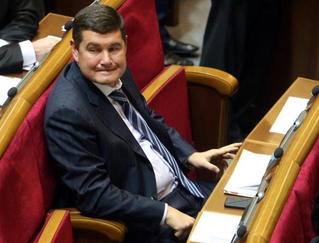 По делу Онищенко арестовали 10 человек, сумма залогов - свыше 1 млрд грн