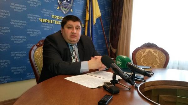 В отставку ушел облпрокурор, которого жестко обматерил Ляшко