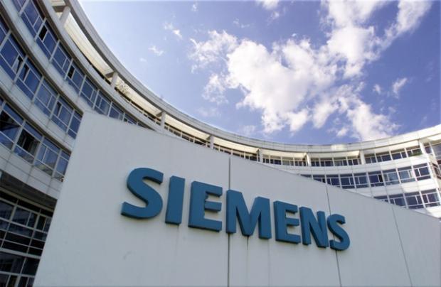 Компания Siemens заинтересована в заходе на украинский рынок
