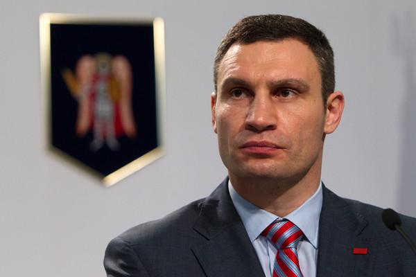 Кличко допускает свое участие в президентских выборах