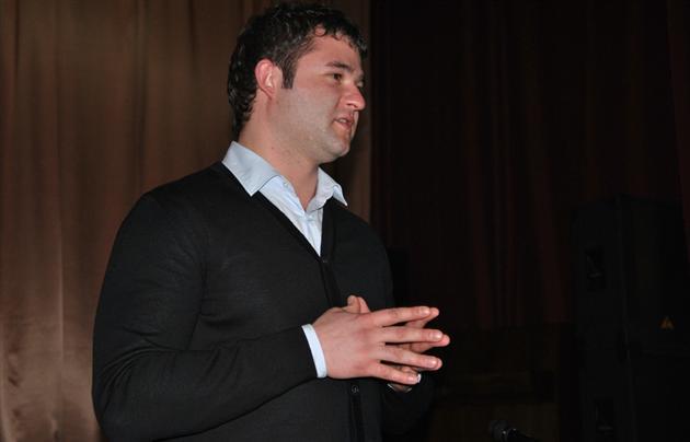 27-летний сын нардепа Балоги выиграл выборы мэра Мукачево