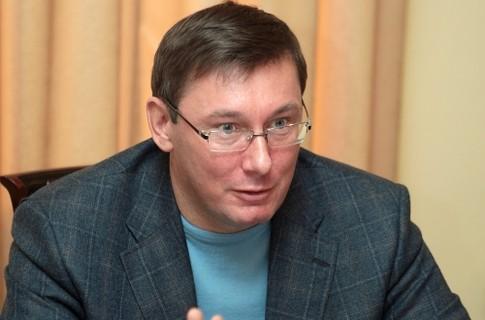 Луценко заявил, что Ланьо контролировал контрабандистов на Закарпатье