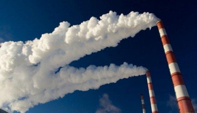 В Украине запустят мониторинг выбросов парниковых газов