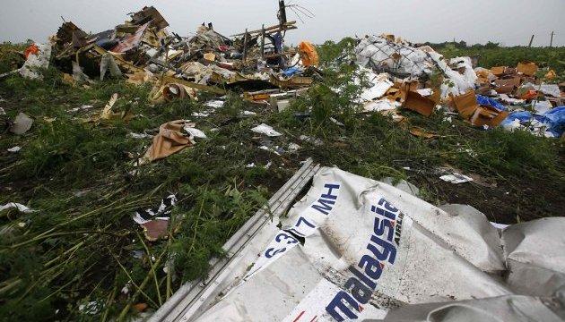 Катастрофа MH17: Гаагский суд готов предоставить промежуточные результаты расследования