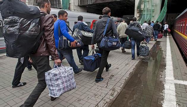 Eurostat подсчитал количество украинцев, получивших вид на жительство в ЕС