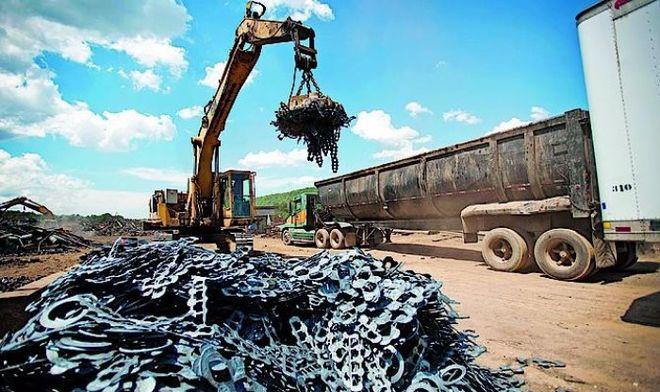 ВР продлила экспортную пошлину на металлолом