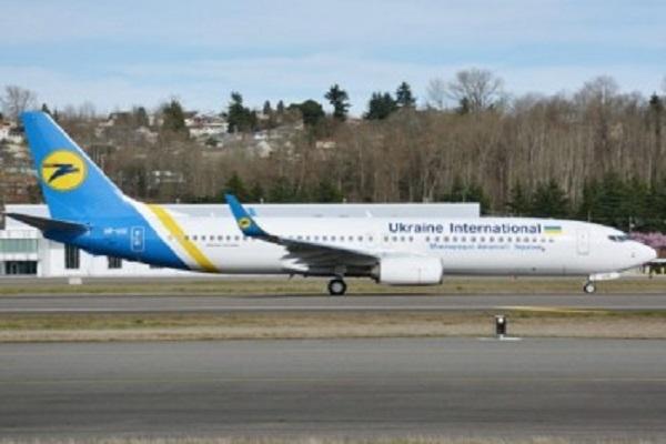 МАУ получила первый новенький Boeing, второй ожидается до конца марта