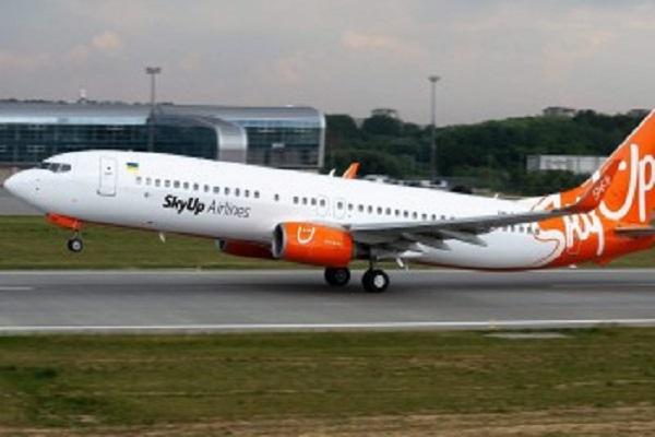 SkyUp приступила к полетам на втором самолете