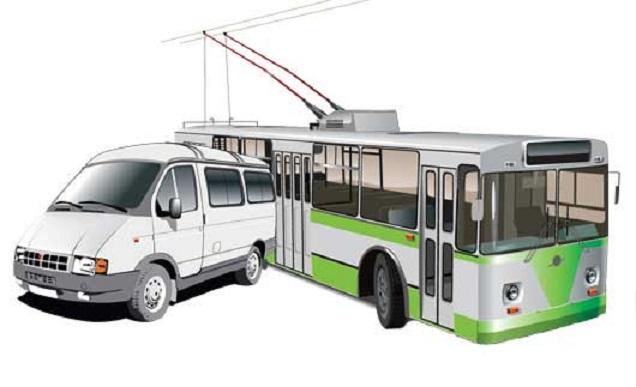 Транспортные предприятия сократили перевозку пассажиров на 2,3%