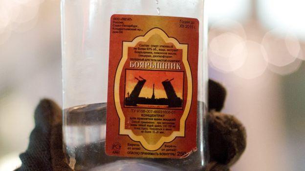 В Запорожье найдено около 200 тыс. бутылок российского Боярышника стоимостью на 2 млн. гривен