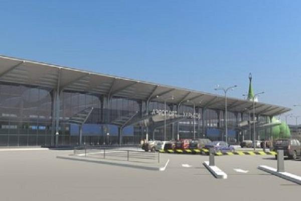 Аэропорт «Харьков» в феврале увеличил пассажиропоток на 33 %