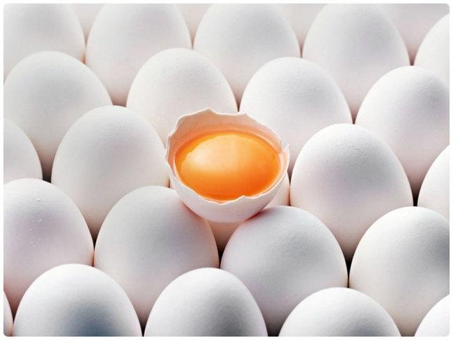 В Украине резко подорожали яйца