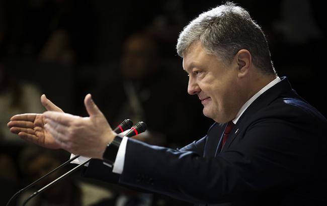 Президент внес в Раду проект закона об антикоррупционном суде