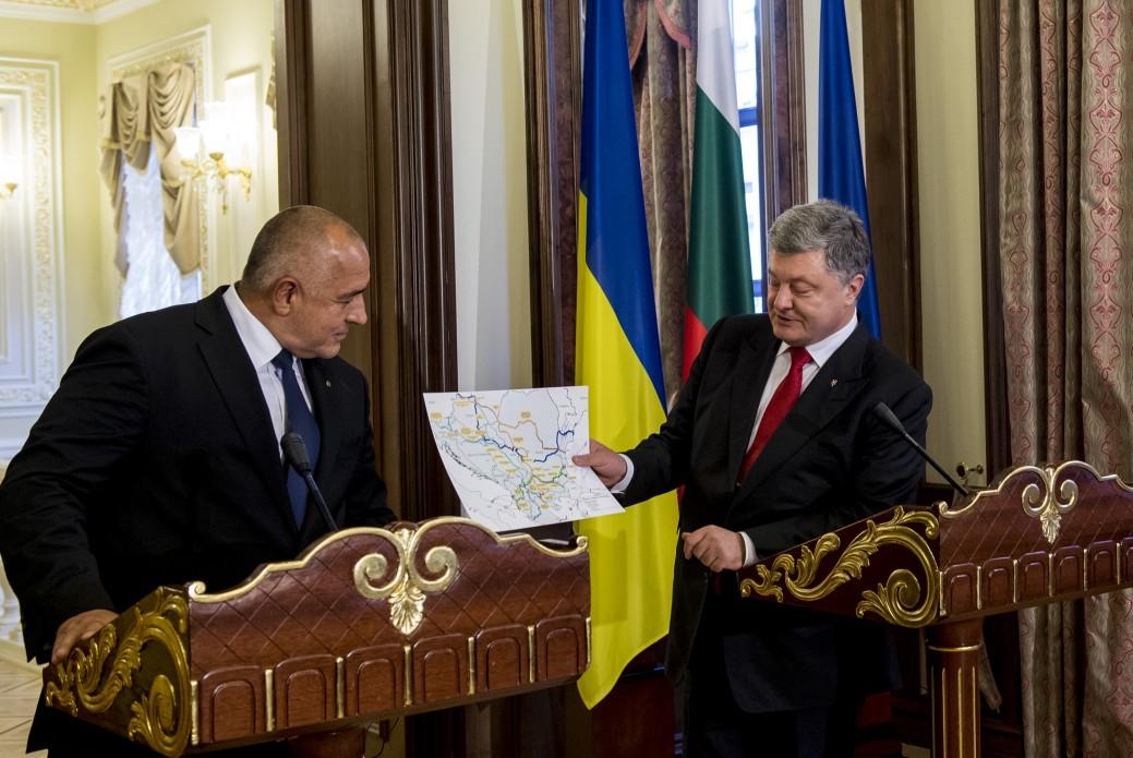 Украинско-болгарская межправительственная комиссия по экономическому сотрудничеству возобновит работу