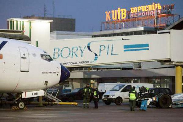 В аэропорту Борисполь задержали украинку с контрабандой дорогой брендовой одежды