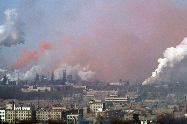 Киев попал в десятку самых загрязненных городов Европы