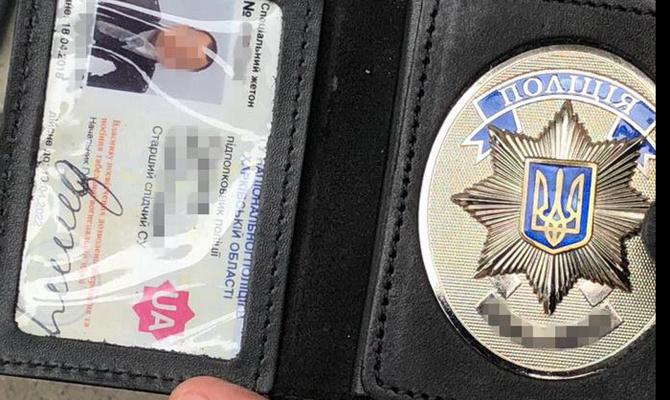 Следователь харьковской полиции попался на взятке
